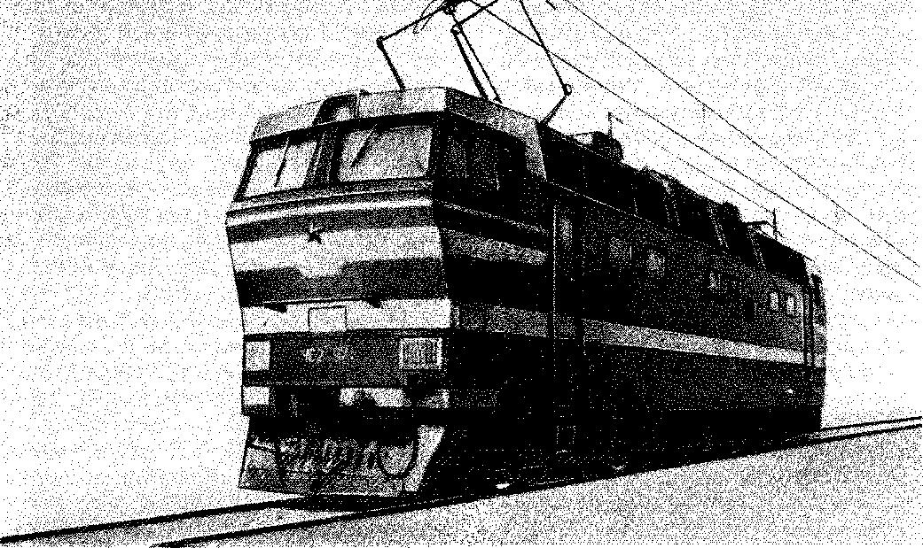 Рис 26 Электровоз ЧС2Т