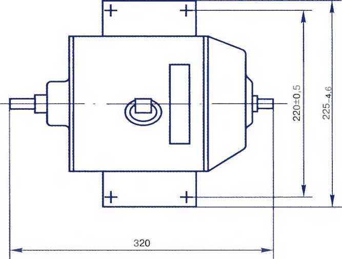 Электродвигатели постоянного тока типа