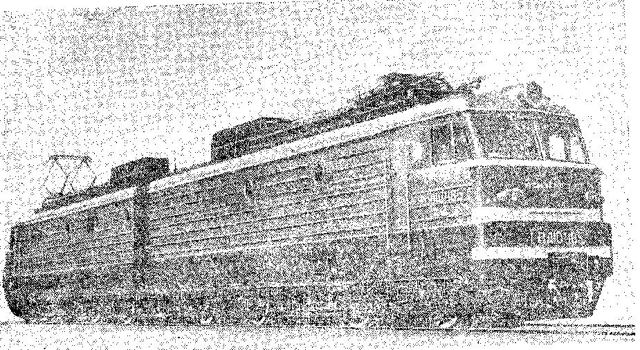 Электровоз ВЛ10
