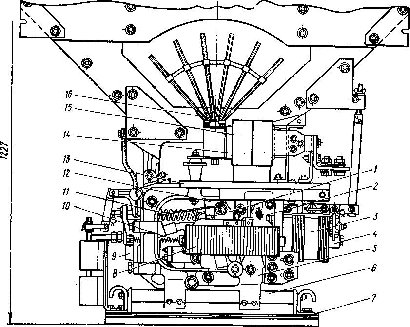 выключатель БВП-5-02