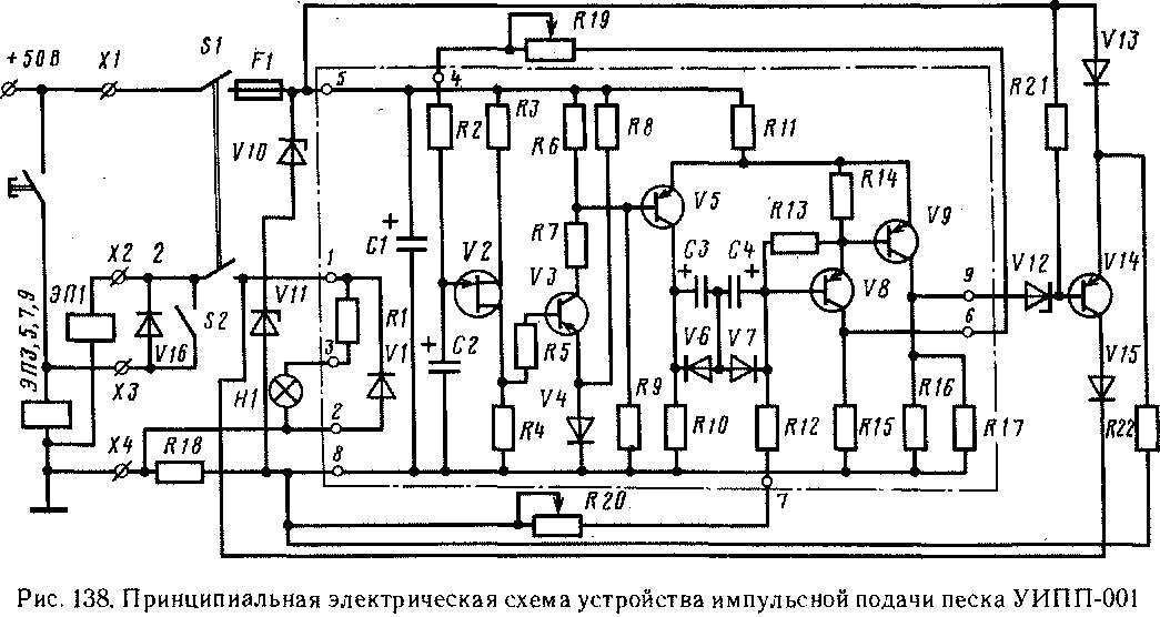 литронов У10 и VII,