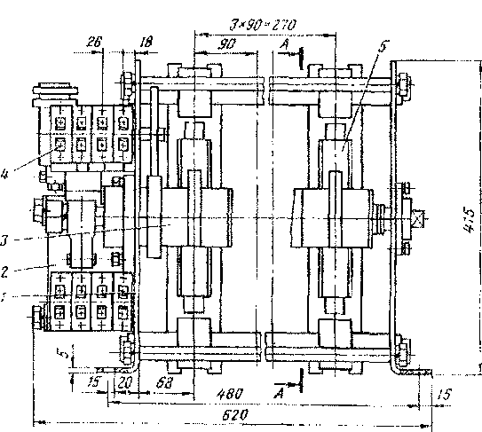 ПКД-005-01 (По схеме ОЗ,