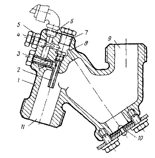 Регулятор давления АК-11Б (По