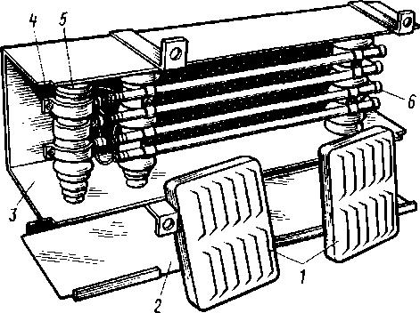 Печь электрическая ПЭТ-2Б: /