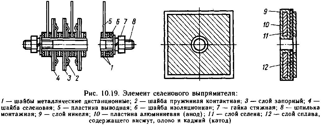 Выпрямители 40ГД-6Я