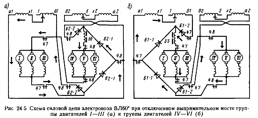 Схема резервирования