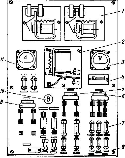 реле обратного тока 2 типа