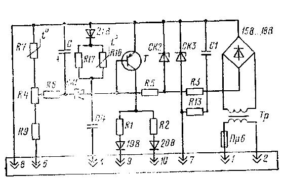 Регулятор напряжения РН-43