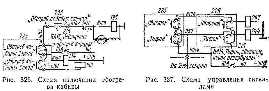 Поднятие токоприемника 3эс5к по схеме