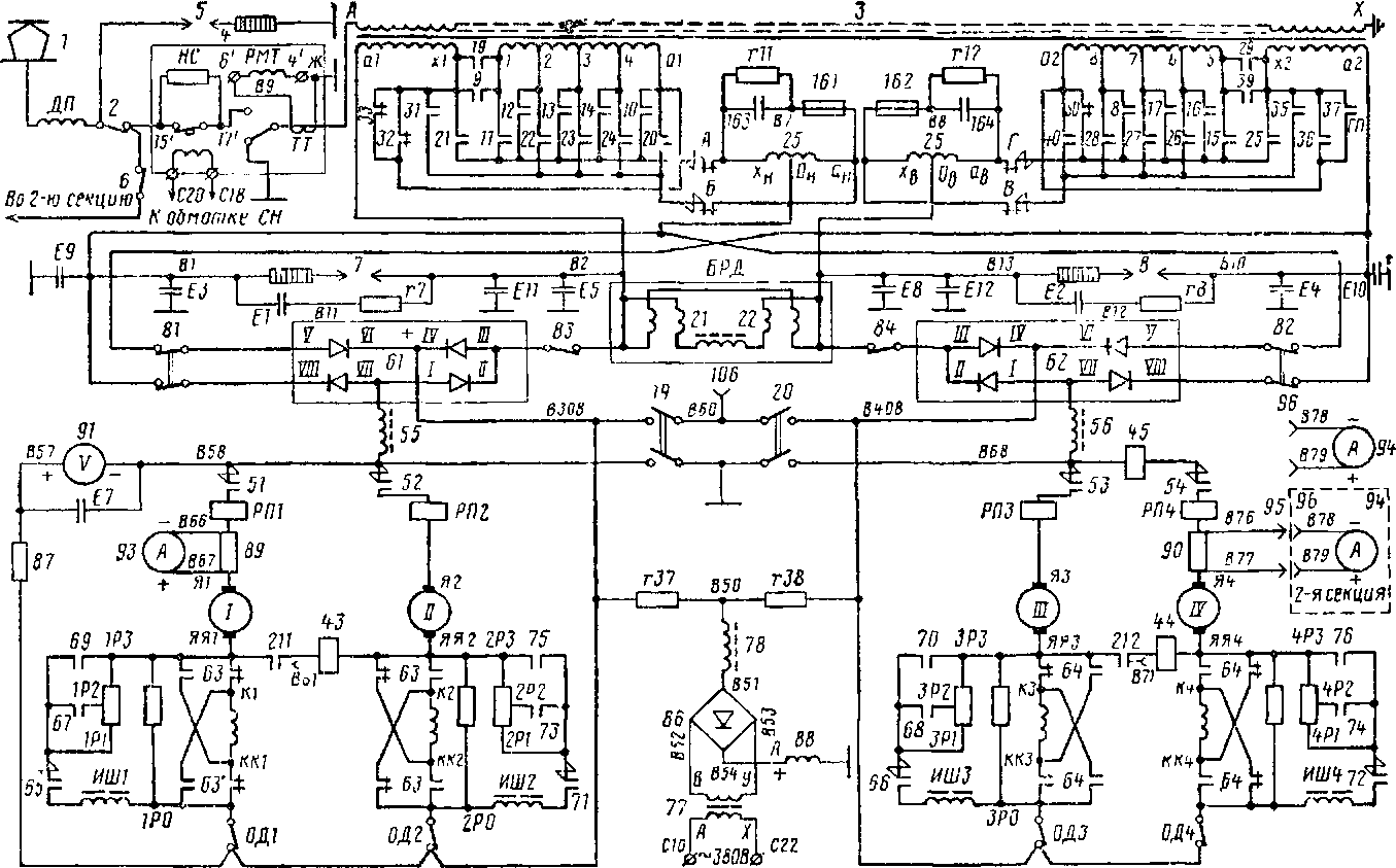 Каталог схемы электрические
