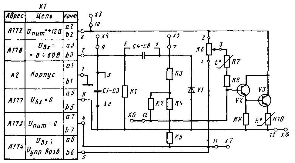3. Блок управления БУВИП-113