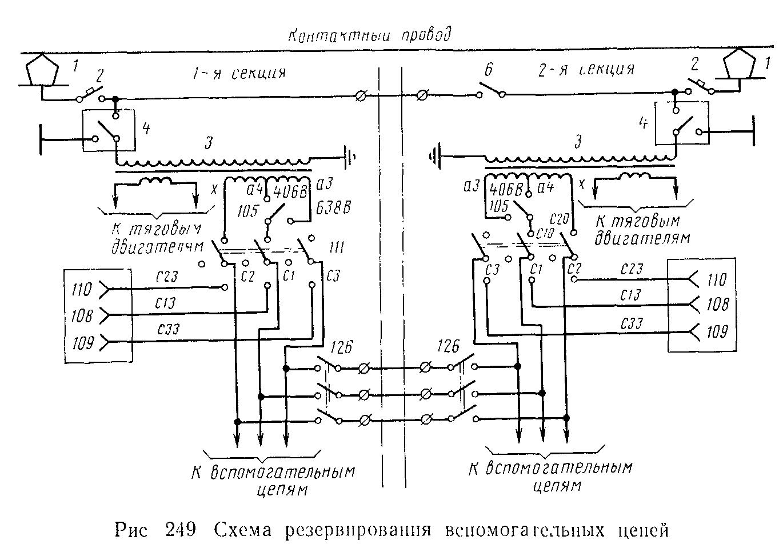 схема работы фазорасщепителя нб-455а
