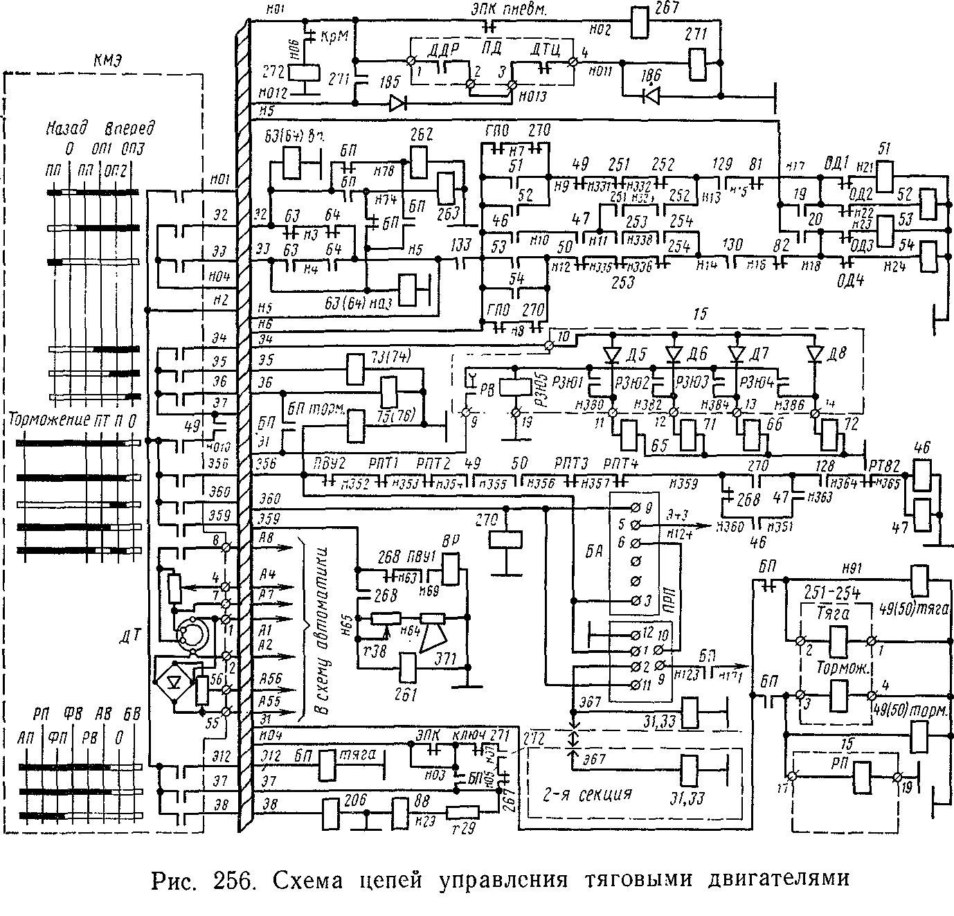 Тги 2 130 схема включения фото 741